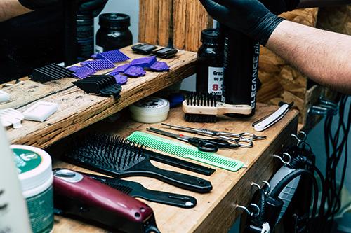 barber-tool-beard-dryer