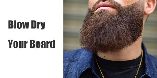 blow-dry-beard-tips