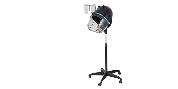 Best 5 Stand up hair dryer on wheels stand-up-hair-dryer-on-wheels Have you used a stand up hair dryer on wheels? If you want to know more info this kind of hair dryer, you are in the right place. We will share the most detailed buying guide and product recommendation here. Have you seen a large sized stand up hair dryer on wheels in the salon? They usually has a vintage heavy-look hood and a base with wheels. And it seems that these hair dryers have professional features and are more advanced. So, what is sepcial about this kind of stand up hair dryers? What is the difference bewteen the stand up hair dryers and the small hand held blow dryer that we use everyday? Don't worry, we will break it down for you today. You will find all the answers here and you will find out if you need a stand up hair dryer in the end. Let's begin! What Is Stand Up Hair Dryer Stand up hair dryer is a type of professional hair dryers that can dry people's hair precisely and efficienctly. And stand up hair dryers are common used in professional salons for its advanced features. Unlike the portable hair dryers that are common seen, a stand up hair dryer is consisit of 3 main parts: a hair dryer hood, a stand and a sturdy base. The stand can be adjusted to get a proper height to dry people's hair, and the base usually comes with several wheels for people to move the hair dryer conviniently. What Is Good About a Stand-up Hair Dryer Professional standing hair dryers stand out in the hair drying industry for many reasons, and stand up hair dryer beats portable blow dryer in some aspects. The advantages of standing up hair dryers: Dry Your Hair in a better way With a front visor and a large bonnet, the hair dryer can deliver the heat to your hair directly. And the airflow from all the directions will dry your hair better if you have dense hair, it's because you do not need to move the hair dryer crazily to dry one area each time. Using a stand up hair dryer saves more time especially for thick 
