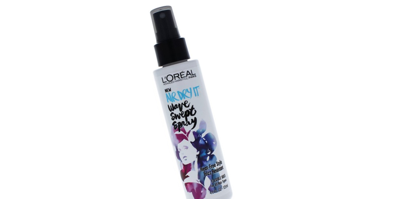 Loreal-Air-Dry-It-Wave-Swept-Spray-Review