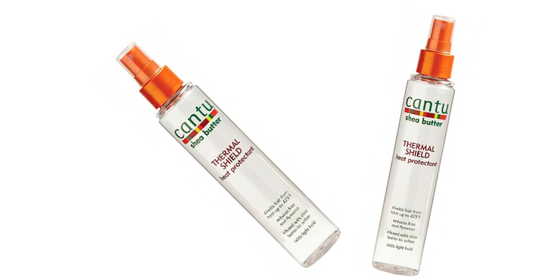 Cantu Heat Protectant Review An