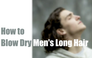 how-to-blow-dry-men-long-hair